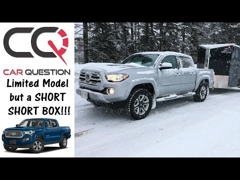Toyota Tacoma Limited | Small Box but AGILE | Quick Review