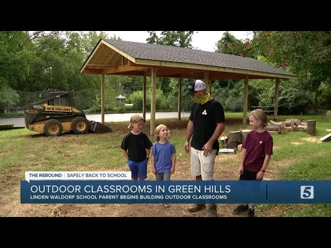 Linden Waldorf School to move all classes outside due to COVID-19