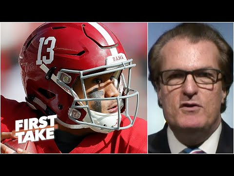 Mel Kiper explains how the Dolphins could justify drafting Tua Tagovailoa | First Take