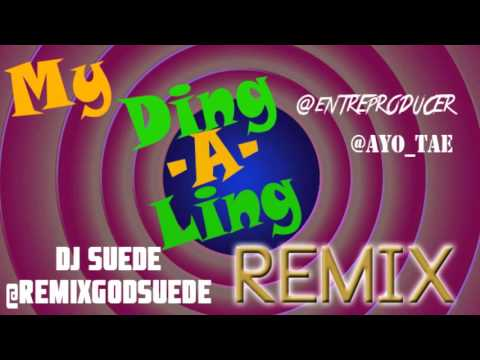 MY DingALing REMIX **FULL SONG** @RemixGodSuede x @EntreProducer