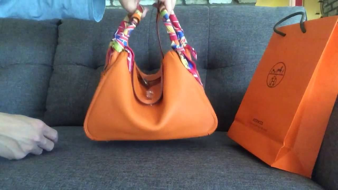 74e47ad62e49 Unboxing Hermes Lindy 30 - YouTube