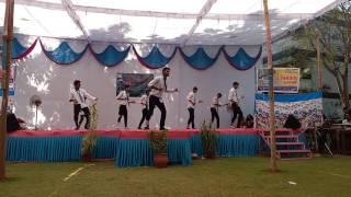Annual function dance(chavat boy's ) @CASPS clg