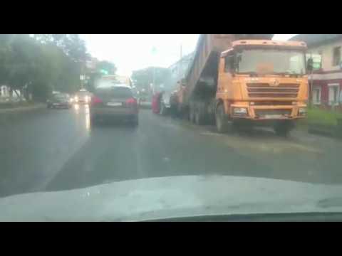 Жители Белогорска возмущены ремонтом дорог 1
