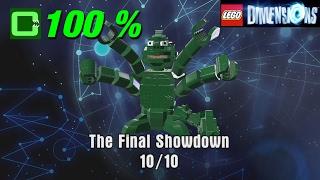 The Last Showdown: All Minikits / Rescue   Lego Batman Movie   Lego Dimensions