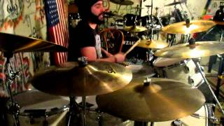 Glen Monturi - My Promiscuous Daughter (cKy Drum Cover)