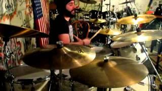 Glen Monturi - My Promiscuous Daughter (cKy Drum Cover)