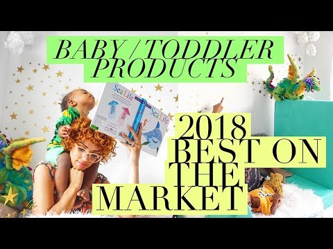 BABY/TODDLER MUST HAVES 2018 | WORTH THE...