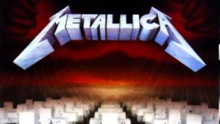 Metallica - Master of Puppets [Instrumental]