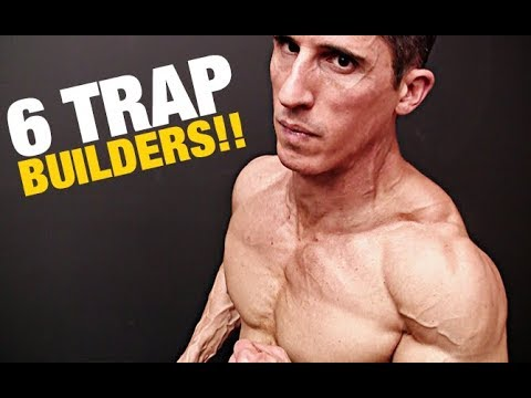The 6 Best Trap Exercises (YOU\'VE NEVER DONE!) - YouTube