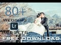 Wedding Lightroom Presets - The Wedding Collection 2017