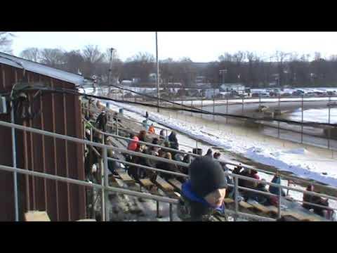 2019 Mercer Raceway Groundhog 100 Enduro Race PART 2  2-2-19 Mercer Pa