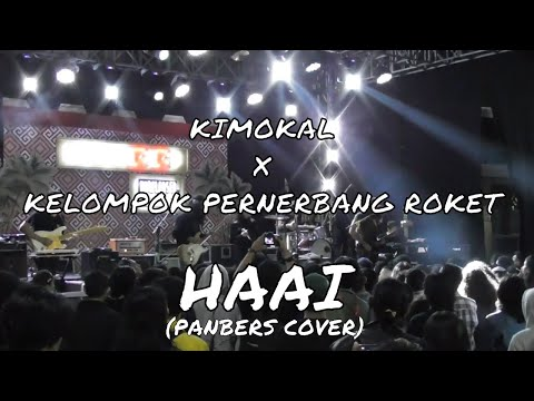 Kelompok Penerbang Roket X Kimokal  HAAI (Live in Urban Gigs Jogja 2017)