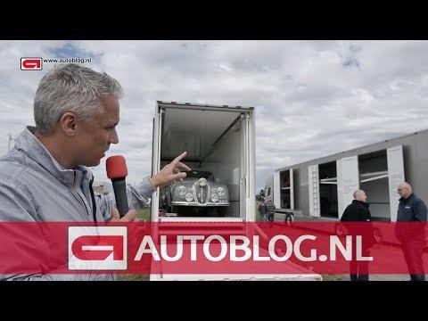 Autoblog @ Mille Miglia 2018: autotransport