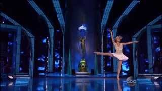 Miss Florida dances to Charice's 'Note to God' — Miss America 2015