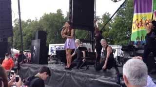 Right There - Ariana Grande at the New Albany Classic 9/22/13