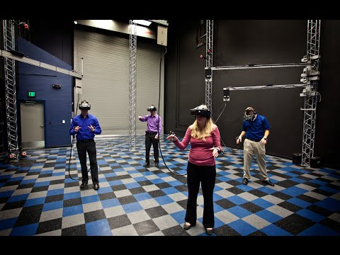 Introducing the Real-Life Holodeck