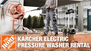 Kärcher Electric Pressure Washer | The Home Depot Rental