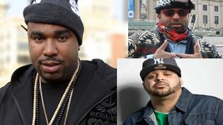 NORE,Dallas Penn,Joell Ortiz & Lord Nez Talk Sneakers On Kickin It Sneaker Show thumbnail