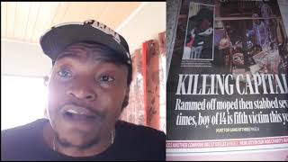 It Serious In The Uk Too Not Only Jamaica ( 10 Jan 2019 ) Rawpa Crawpa #Vlog