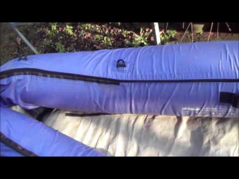 Sevylor Colorado canoe 7 years on review