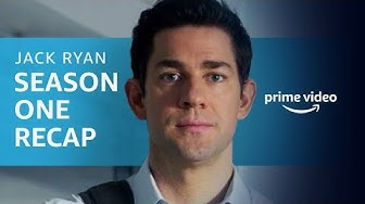 Jack Ryan Season 1 Recap | Prime Video