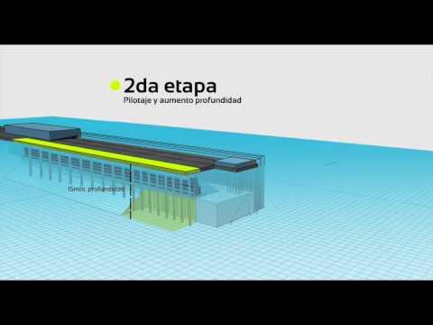 Reconstrucción y ampliación Puerto de Iquique
