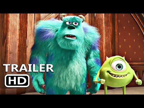 MONSTERS AT WORK Official Trailer Teaser 2021 – Solid Trailers