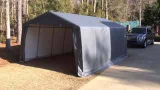 ShelterLogic® Garage-In-A-Box®