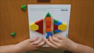 How To Play With Pattern Blocks part1