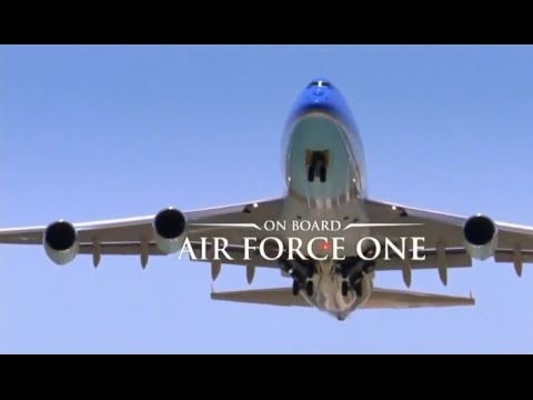 INSIDE Air Force One