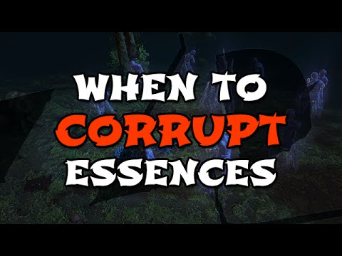 Path of Exile: When Should You Corrupt Essences? - Remnant of Corruption Guide