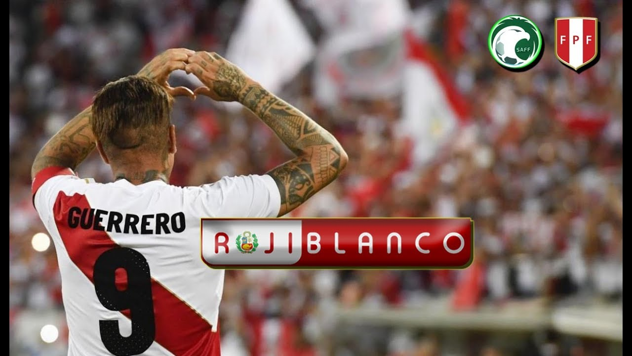 Arabia Saudita 0 - Perú 3 | Amistoso Internacional