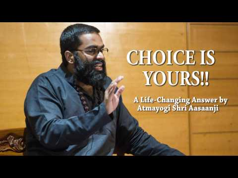 Poverty Or Prosperity?? Choice is Yours!! - A Life-Transforming speech by Shri Aasaanji