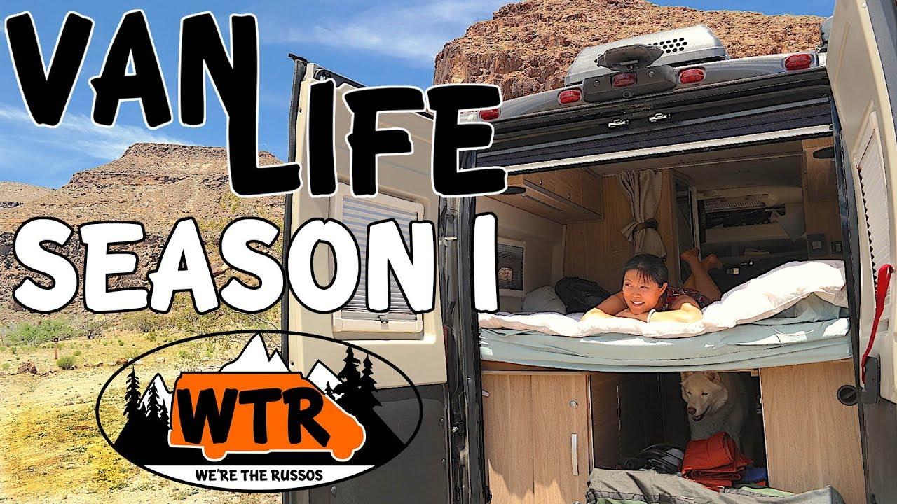 Downsizing Home For Minimalist Living Ep 1 Camper Van