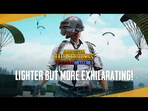 PUBG Mobile Lite is made for devices with less than 2GB of