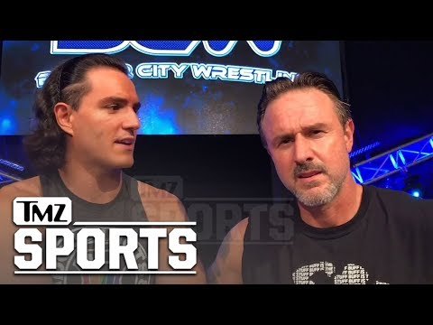 David Arquette and RJ City Discuss Being Booked Nationwide  TMZ Sports