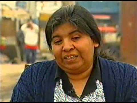 Documental Margarita Barrientos comedor Los Piletones