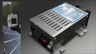 IOTA DLS Series Battery Chargers and Power Supplies
