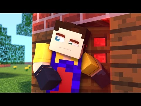 Hello Neighbor - WHAT'S IN THE SHED?! (Hello Neighbor In Minecraft Roleplay)