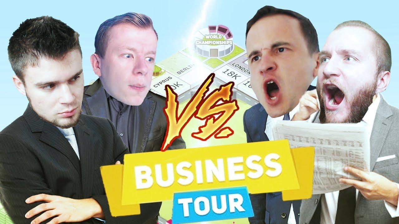 POJEDYNEK 2v2! | Business Tour [#2] (With: Dobrodziej, Diabeuu, Plaga)