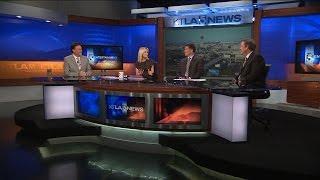 Behind The Scenes - KTLA 5 News Los Angeles