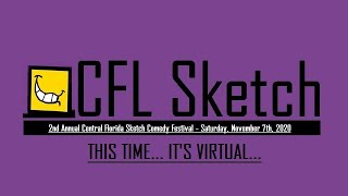 2020 Central Florida Sketch Comedy Festival