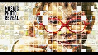 Mosaic Photo Reveal - After Effects | Videohive Projects(Buy project here! http://videohive.net/item/mosaic-photo-reveal/7266788?ref=maksmovie Buy this music ..., 2015-11-17T11:18:31.000Z)
