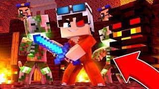 НОВАЯ ТЮРЬМА! МЕНЯ ПОСАДИЛИ В АДСКУЮ ТЮРЬМУ! ЗЕК В МАЙНРАФТЕ! Minecraft Prison