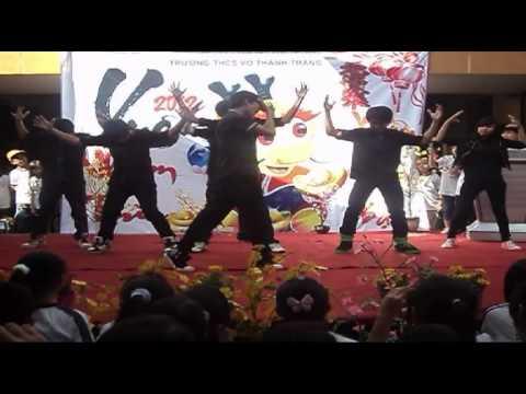 Võ Thành Trang | Beauty Dance 14.1.2012
