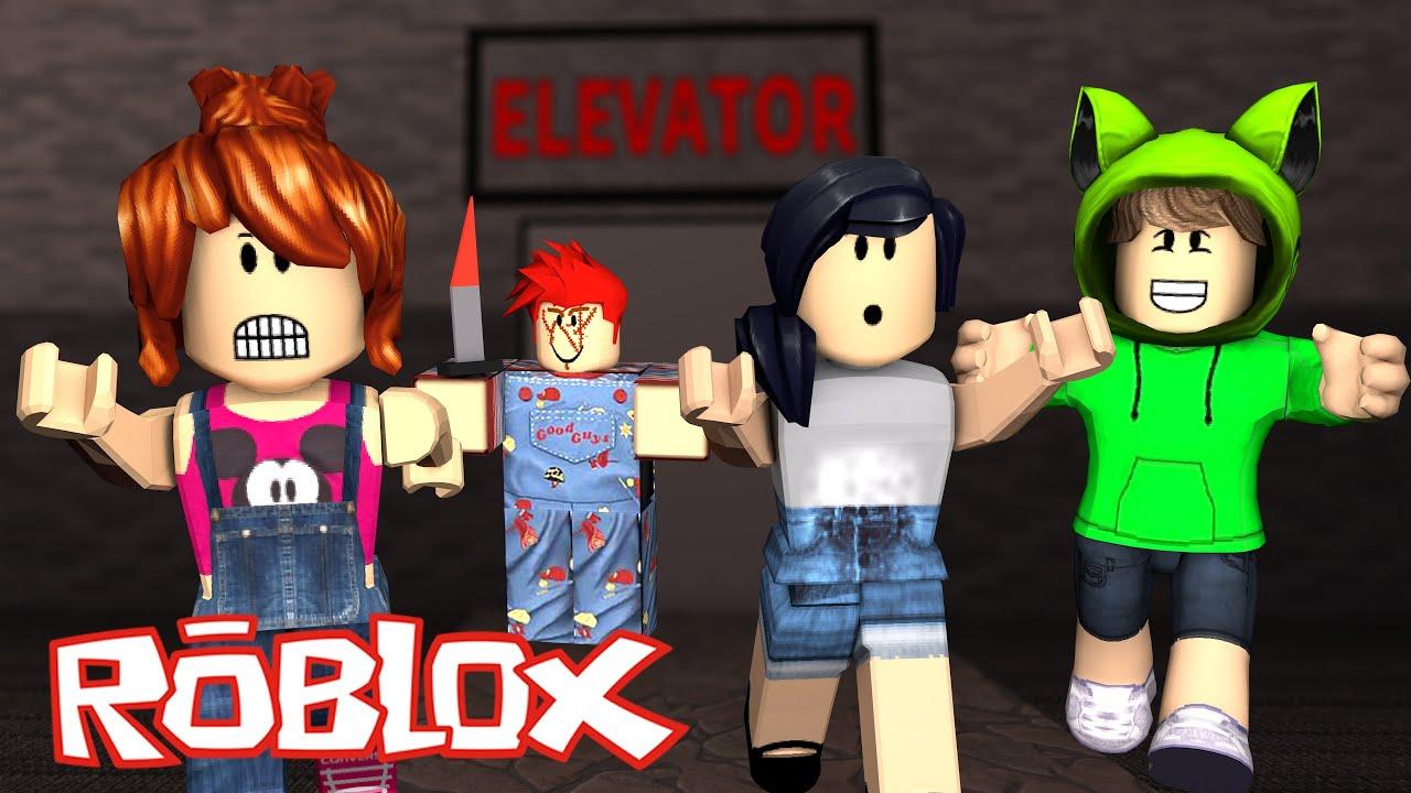 Roblox – Elevador do Medo
