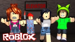 Roblox-ELEVATOR of TERROR with MI and SPOK #VídeoExtra