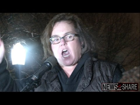 Rosie O'Donnell Speaks Back Against Trump Address