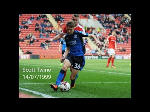Scott Twine Swindon Town Highlights