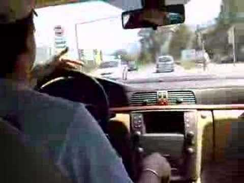 lancia thesis test voznja